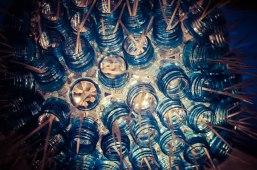 Am.used Bottle Sphere