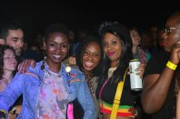 Patricia Wanuri and Kaz